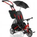 Велосипед трехколесный Puky CAT S6 Ceety красный с зонтиком