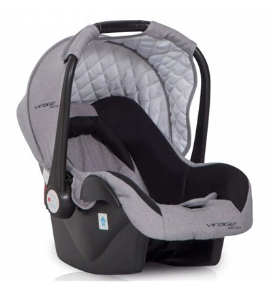 Автокресло детское Easy Go Virage Eco Серый, 0-13 кг