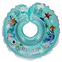 Детский круг для купания Tega Дельфин Голубой