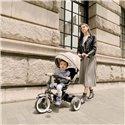 Велосипед триколісний Sun Baby QPlay Rito Air Сірий