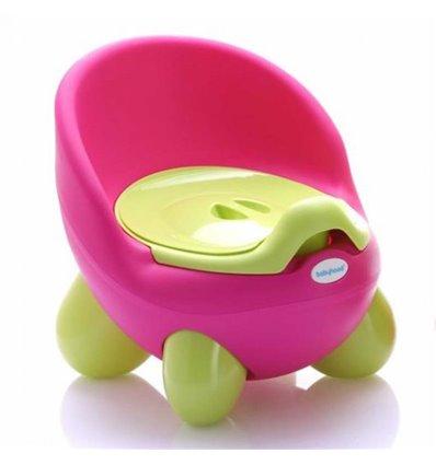 Детский горшок Babyhood BH-105P Розовый