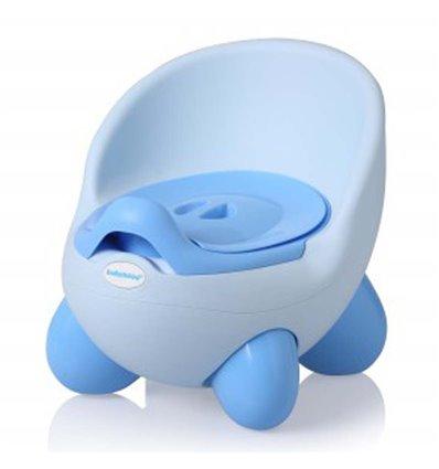 Детский горшок Babyhood BH-105LB Нежно-голубой
