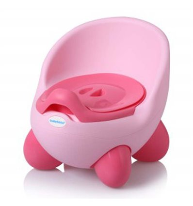 Детский горшок Babyhood BH-105LP Нежно-розовый