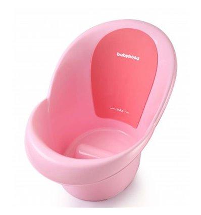 Детская ванночка Babyhood BH-312P Роза Розовый