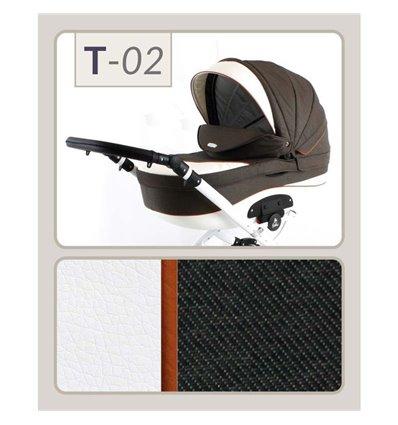 Детская коляска 2 в 1 Adbor Tori Sport 02