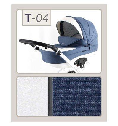 Детская коляска 2 в 1 Adbor Tori Sport 04