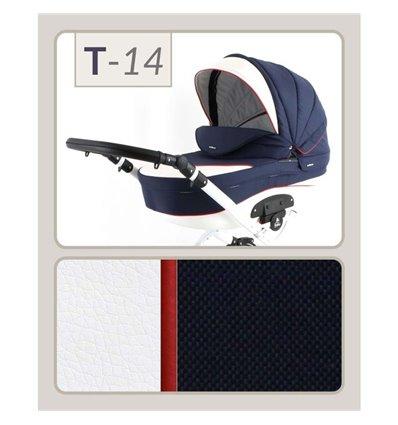 Детская коляска 2 в 1 Adbor Tori Sport 14