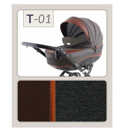 Дитяча коляска 3 в 1 Adbor Tori Sport 01