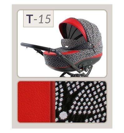 Детская коляска 3 в 1 Adbor Tori Sport 15