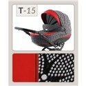 Дитяча коляска 3 в 1 Adbor Tori Sport 15