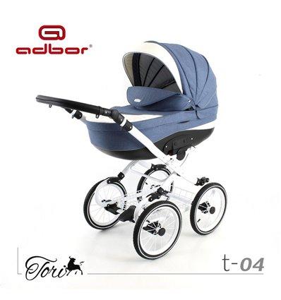 Детская коляска 2 в 1 Adbor Tori Classic 04