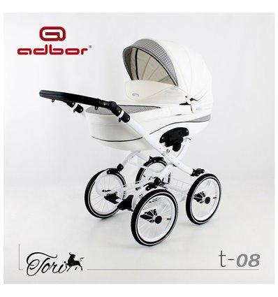Дитяча коляска 2 в 1 Adbor Tori Classic 08