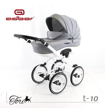 Дитяча коляска 2 в 1 Adbor Tori Classic 10