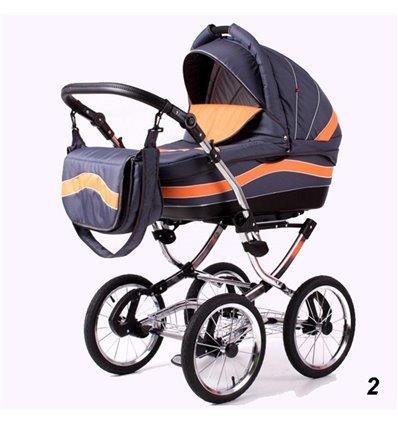 Детская коляска 2 в 1 Adbor Marsel Classic 02