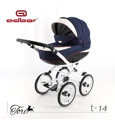 Детская коляска 3 в 1 Adbor Tori Classic 14