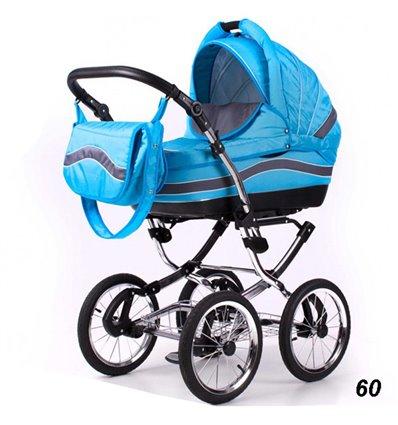 Детская коляска 2 в 1 Adbor Marsel Classic 60