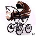 Детская коляска 2 в 1 Adbor Marsel Classic 64