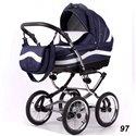 Детская коляска 2 в 1 Adbor Marsel Classic 97