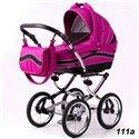 Детская коляска 2 в 1 Adbor Marsel Classic 111a