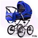 Детская коляска 2 в 1 Adbor Marsel Classic 113a