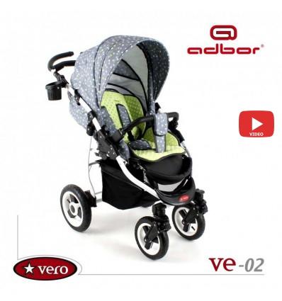 Прогулянкова коляска Adbor Vero 02