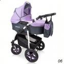 Детская коляска 3 в 1 Verdi Sonic 06