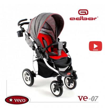 Прогулочная коляска Adbor Vero 07