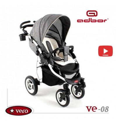 Прогулянкова коляска Adbor Vero 08