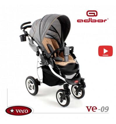 Прогулянкова коляска Adbor Vero 09