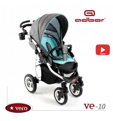 Прогулянкова коляска Adbor Vero 10