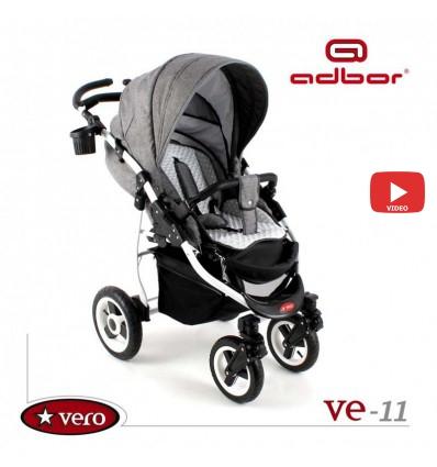 Прогулочная коляска Adbor Vero 11