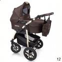 Дитяча коляска 3 в 1 Verdi Sonic 12
