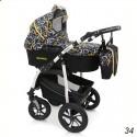 Детская коляска 3 в 1 Verdi Sonic 34