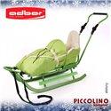 Санки Adbor Piccolino Комплект зеленые