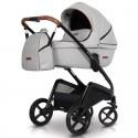 Детская универсальная коляска 2 в 1 Euro Cart Express серый