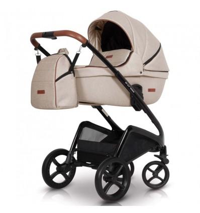 Дитяча універсальна коляска 2 в 1 Euro Cart Express бежевий