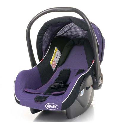 Автокрісло дитяче 4Baby Colby Purple, 0-13 кг