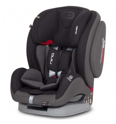 Автокресло детское EasyGo Nino Carbon, 9-36 кг