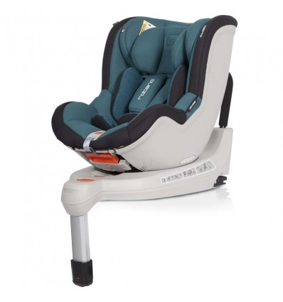 Автокресло детское EasyGo Rotario Isofix Adriatic, 0-18 кг
