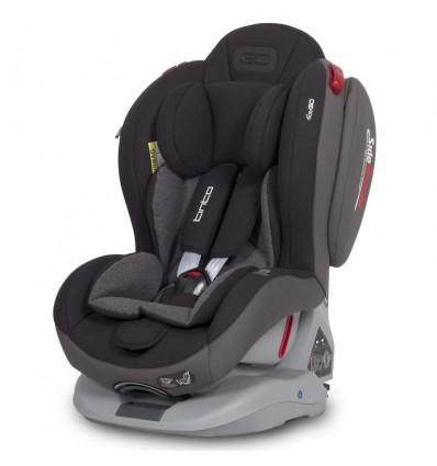 Автокресло детское EasyGo Tinto Isofix Carbon, 0-25 кг