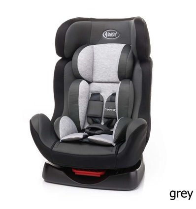 Автокрісло дитяче 4Baby FreeWay Grey, 0-25 кг