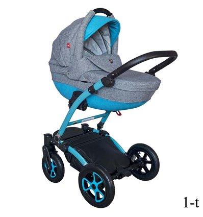 Детская коляска 2 в 1 Tutek Torero 1-T