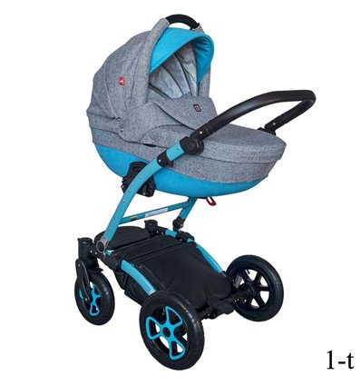 Дитяча коляска 2 в 1 Tutek Torero 1-T