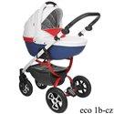 Детская коляска 2 в 1 Tutek Grander Play Eco 1B-CZ