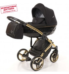Дитяча коляска 2 в 1 Tako Junama Diamond S-Line Gold