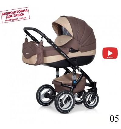 Детская коляска 2 в 1 Riko Brano 05