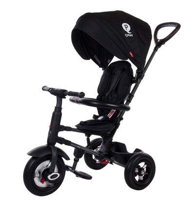 Велосипед триколісний дитячий Sun Baby QPlay Rito Air Чорний. fba68a730815a