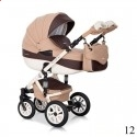 Дитяча коляска 2 в 1 Riko Brano ECCO 12