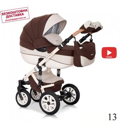 Дитяча коляска 2 в 1 Riko Brano ECCO 13