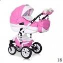 Детская коляска 2 в 1 Riko Brano ECCO 18